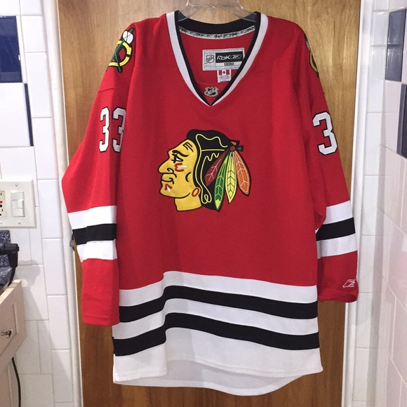 the best attitude 60f7a aab37 AUTHENTIC BYFUGLIEN CHICAGO BLACKHAWKS JERSEY
